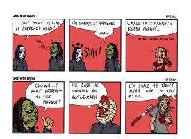 Slipknot: Guys with masks 2 by IanLIR