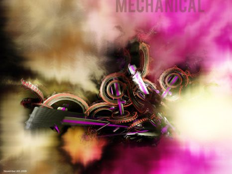 Mechanical by Patriot-DC