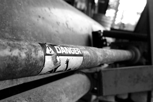 Danger by MaryahDPhotography