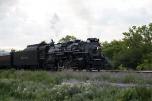 NKP 765 in North Ridgeville, OH 2 by The-Navigators