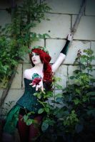 Poison Ivy Cosplay - 02 by bulleblue