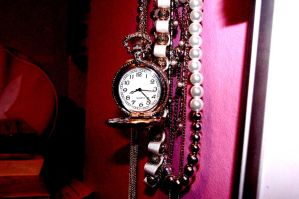 Passing More Time by LucyLostInWonderland