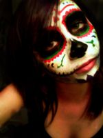 sugar skull by Pixi2loves