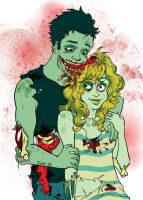 Zombie Love by Juny