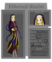 ER: Head Nun - Elizabeth by FlyingGinger