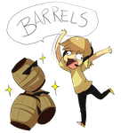 BARRELS by Hep-Hap