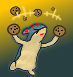 HAVE SOME COOKIEZ!! (Gift) by JohnnyVLe784