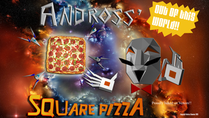Andross' Square Pizza by 1337gamer15