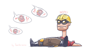 TF2 - NOPE by Tanita-sama