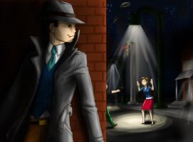 DETECTIVE MAI by nomers-sushi