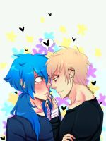 Dmmd? more like i ship EVERYTHING on this show by NightGH0st