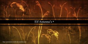 Elf Antenna's by priesteres-stock