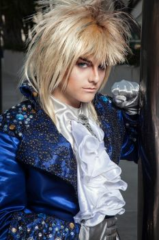 Jareth the Goblin King: Labyrinth by TemaTime