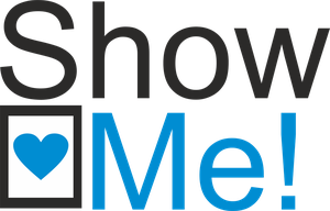 ShowME logoIII by dekorAdum
