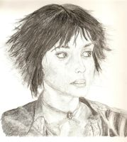 Alice Cullen by AyameInuchi