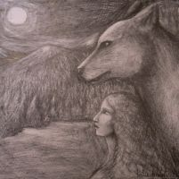 Fullmoon 1st ilustration by Merethor