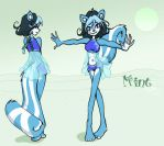 Mint... For a contest by Warlord-of-Noodles