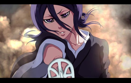Rukia by AnimeZona