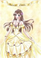 Princess Etoile -golden- by Toto-the-cat