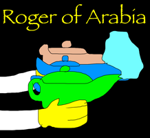 Roger of Arabia by jacobyel