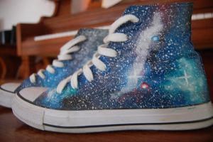 Space Shoes by ScreenCaptor