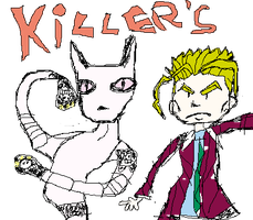 Killers by RangoLuchador