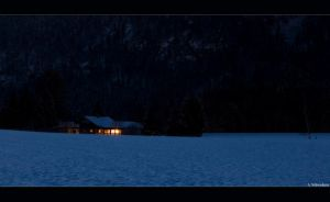The Night of First Snow 2 by Limaria