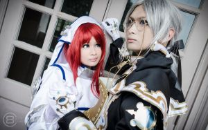 Trinity Blood : I'm Not Afraid by sakurazaki