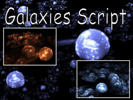 3D Galaxies Script by Shortgreenpigg