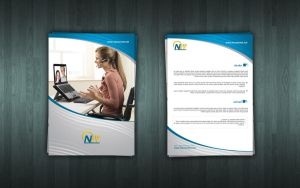New Net Flyers by ahmedelzahra