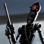 IG-88 by robotbreath