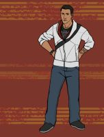 Desmond Miles by ReaperClamp