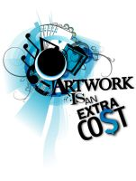Artwork is an Extra Cost by aaronlukewilson