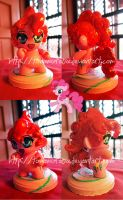 My Little Munny .:. Pinkie Pie by TonomuraBix
