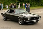 BlackCamaroSS by AmericanMuscle