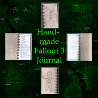 Fallout Journal by Canookian