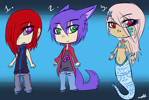 [ CLOSED ] Adoptable Batch o1 by Sheketai-Adopts