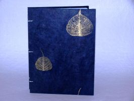 Gold Leaf by BookArtiste