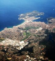Sydney From the Sky by totallehmaddeh