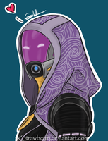 Tali by xxStrawberry