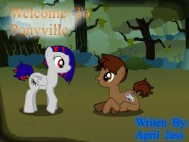 Liam and Darksun Episode 1 - Welcome to ponyville by darksoma905