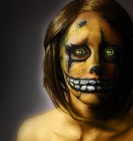 Spring Trap Makeup by Currysuteru