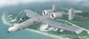 A-10A - Ustio Air Force by Jetfreak-7