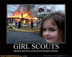 Girl Scouts by Thathalonerd084