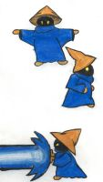 Black Mage by BrawlKoopa