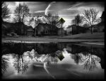 Dark Side of the Suburbs by FramedByNature