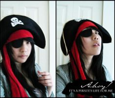 It's a Pirates Life for Me by FreakyStrawberry
