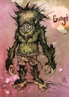 Gurgi in Color by Eastforth