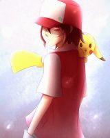 Red Trainer O.o by Likesac