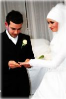 Islamic Wedding by Amaarantine